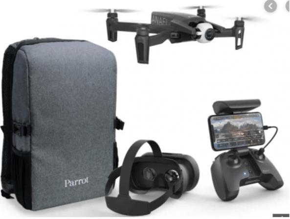 Parrot's Drone