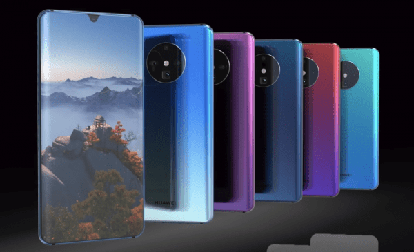 Huawei Mate 30 launch recap: everything that just got announced