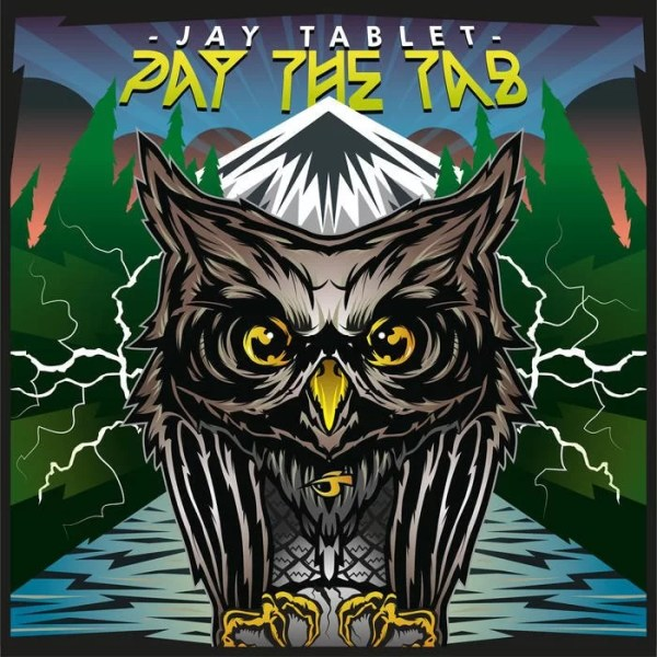 Jay Tablet | Pay The Tab | mixed and mastered at Oxiliary