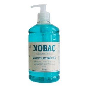 Sabonete Antisséptico c/aplicador 500 ml – Nobac