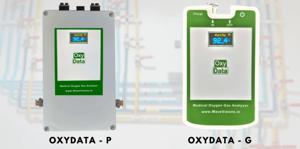 OxyData for Medical Gas Pipeline Monitoring