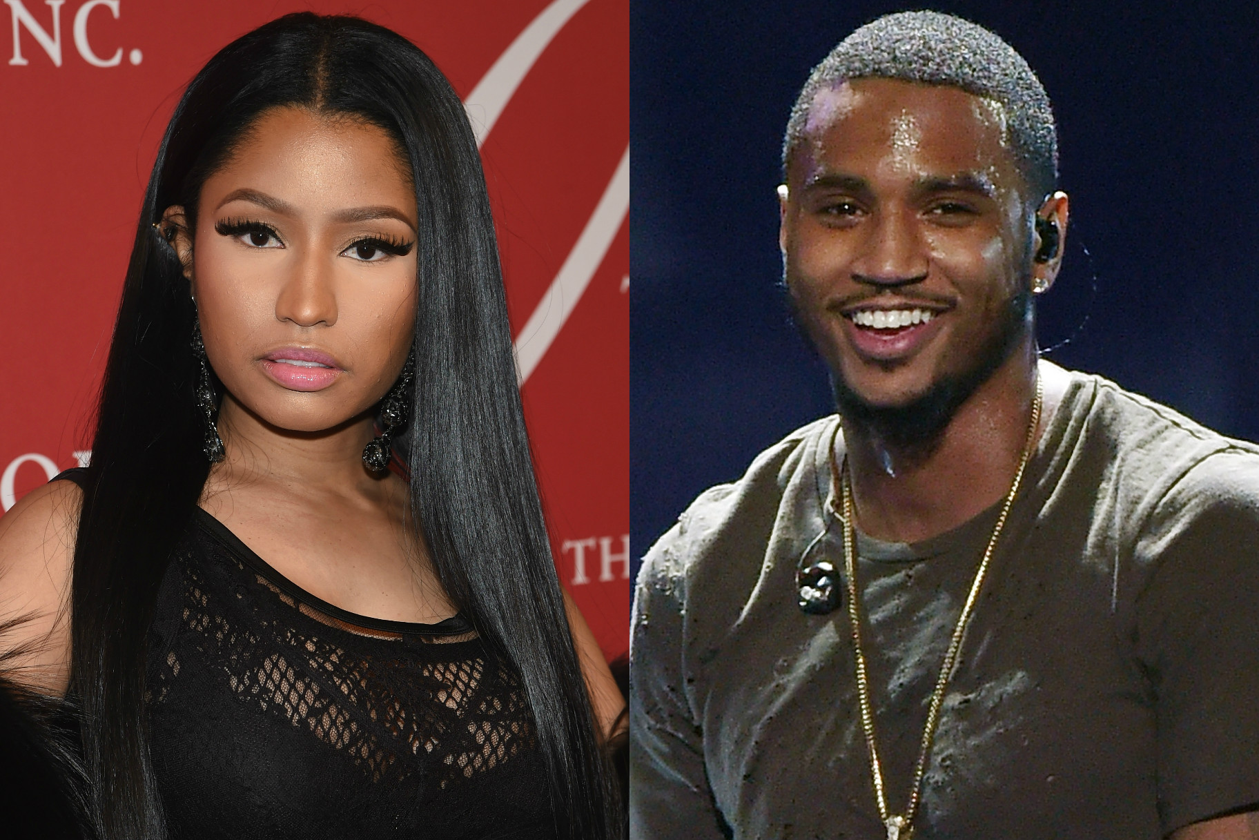 Nicki Minaj And Trey Songz Are Feuding On Twitter Very Real