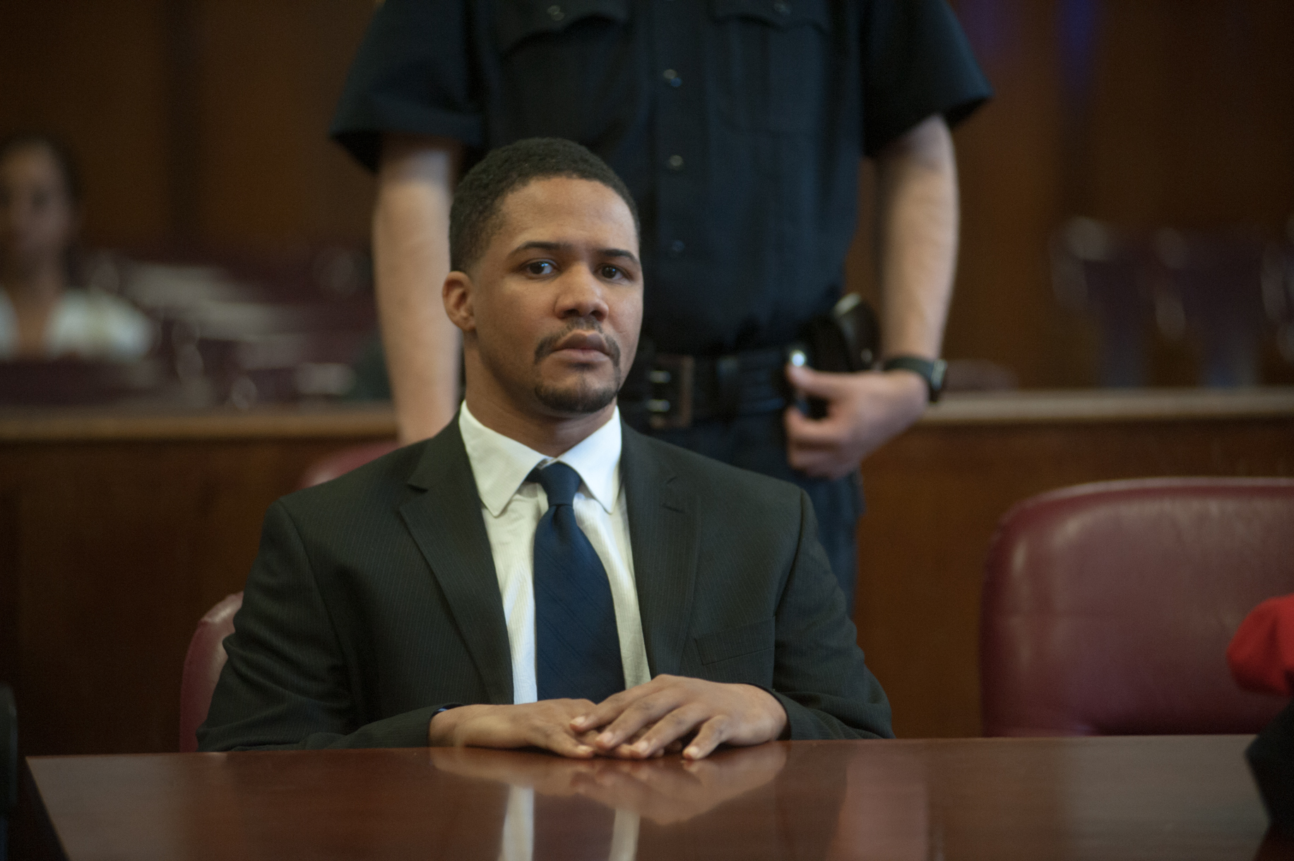 Lamar Davenport Convicted Of Manslaughter Of EDena Hines