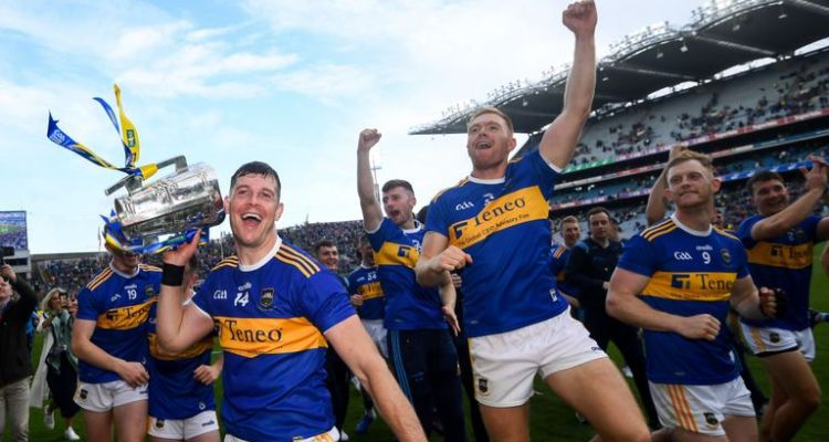 The Weekend in Sports: Tipperary win All Ireland and VAR
