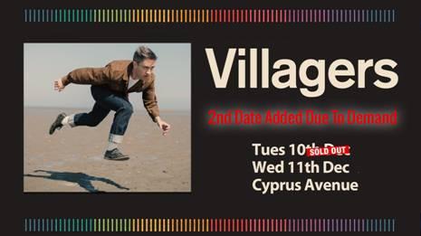 villagers cypress avenue december