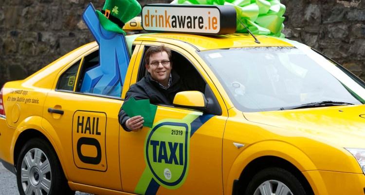 Dublin Taxi Driver