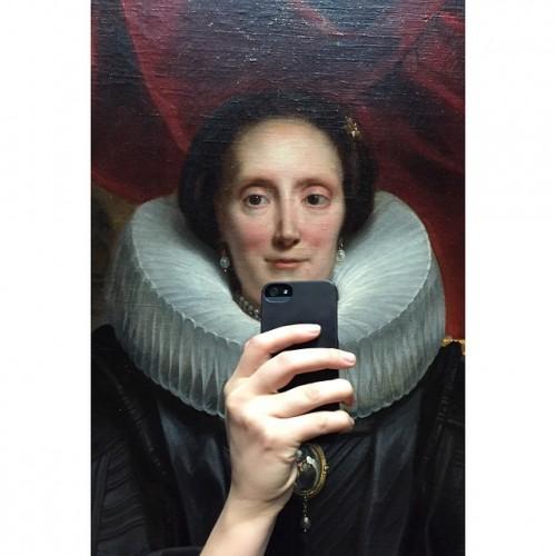 iphone paintings selfie 5
