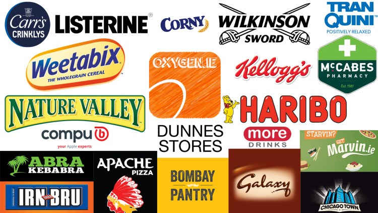 Products and vouchers from each of these fantastic brands can be found in your bag.
