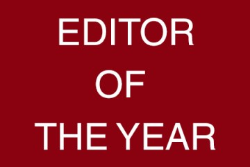 Editor Of The Year