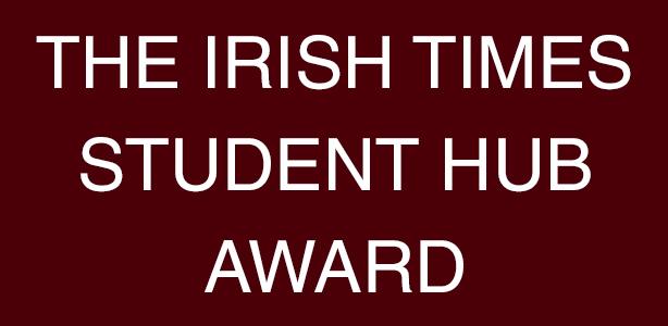 The Irish Times Student Hub Award