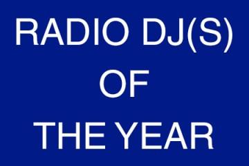 Radio DJ(s) Of The Year