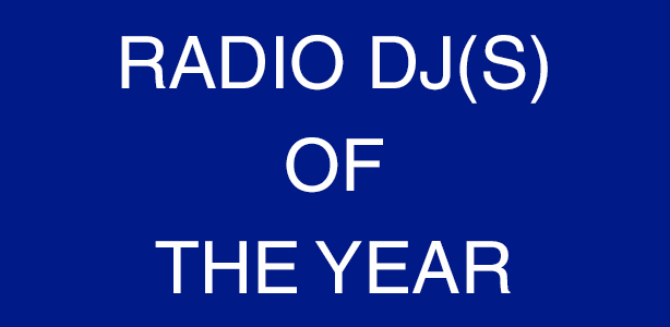 Radio DJ(s) Of The Year