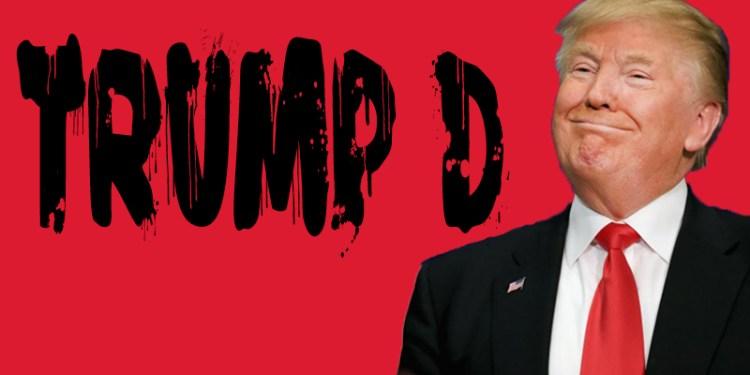 Donald Trump in Trump'd