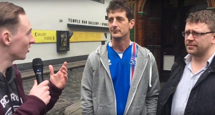 Icelandic Fans