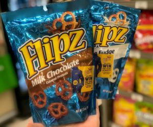 flipz goodie bag campaign