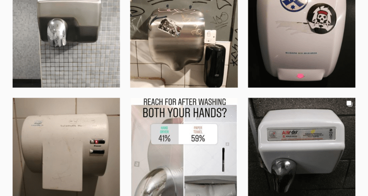 irish hand dryer reviews humour