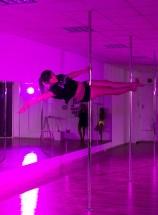 Oxypole, école de pole dance carcassonne, Laetitia Colmé