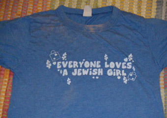 Urban Outfitters anti-Semitic t-shirt