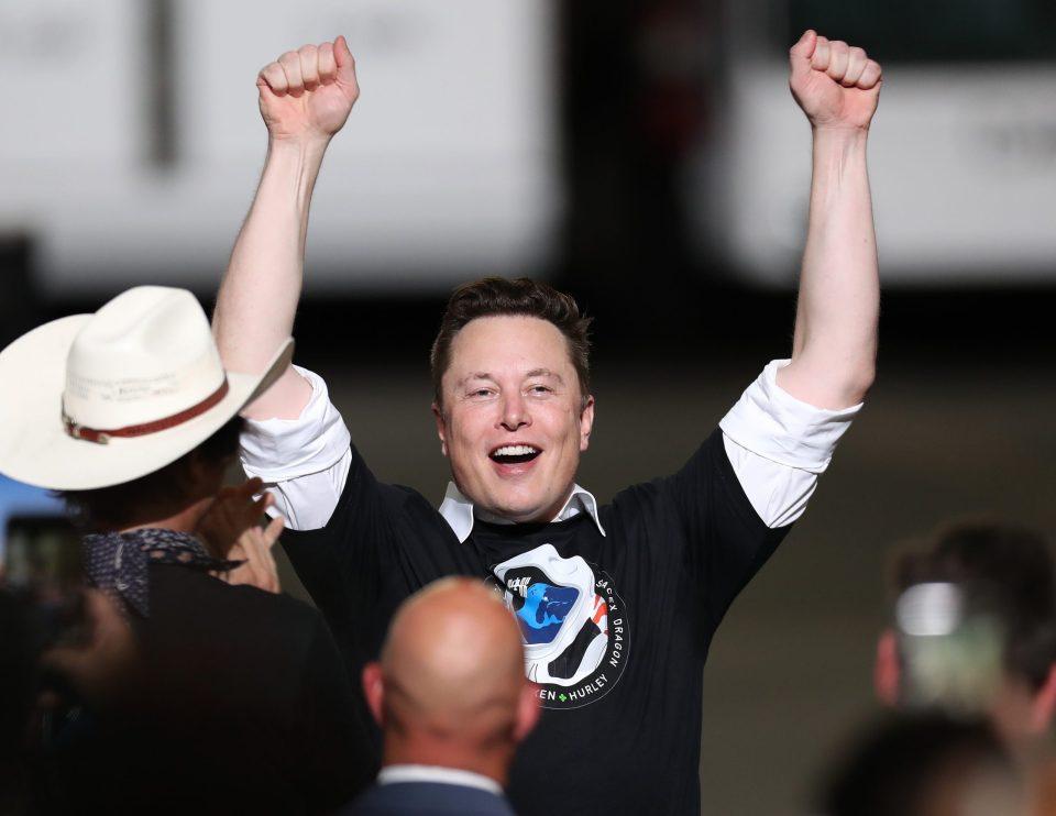 Elon Musk ahora es el cuarto hombre más rico del mundo según Bloomberg