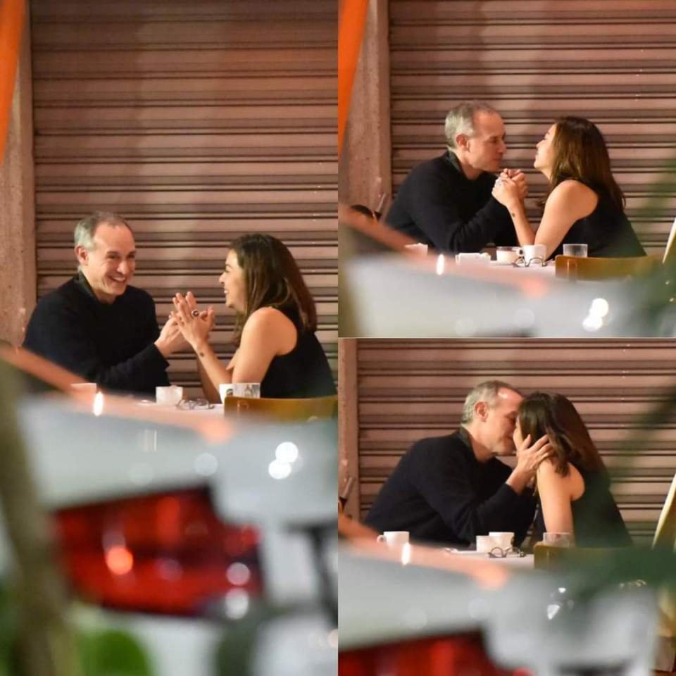 Duren: Acá las reacciones que dejó la foto de López-Gatell y su enamorada