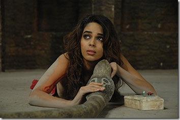 Mallika Sherawat is Snake Woman in Hisss