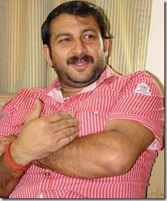Manoj Tiwari in Big Boss 4