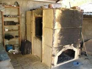 four à bois de Molelos
