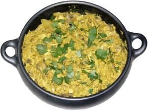 curry de chayotte