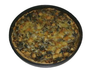 tarte aux blettes