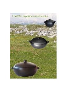 Recettes pour poterie culinaire Oyera