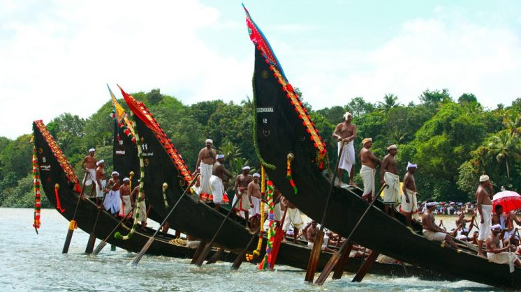 The Famous Snake Boat Race In Kerala- Everything You Need to Know ...