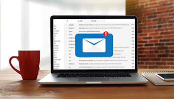 create an email database using your blog