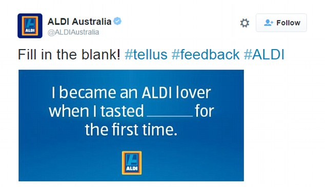 aldi twitter mistake signs you don't have the right marketing team