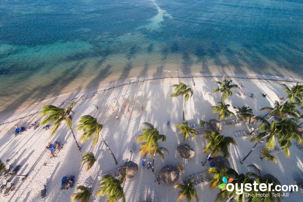 Catalonia Bavaro Beach, Casino & Golf Resort, Punta Cana/Oyster