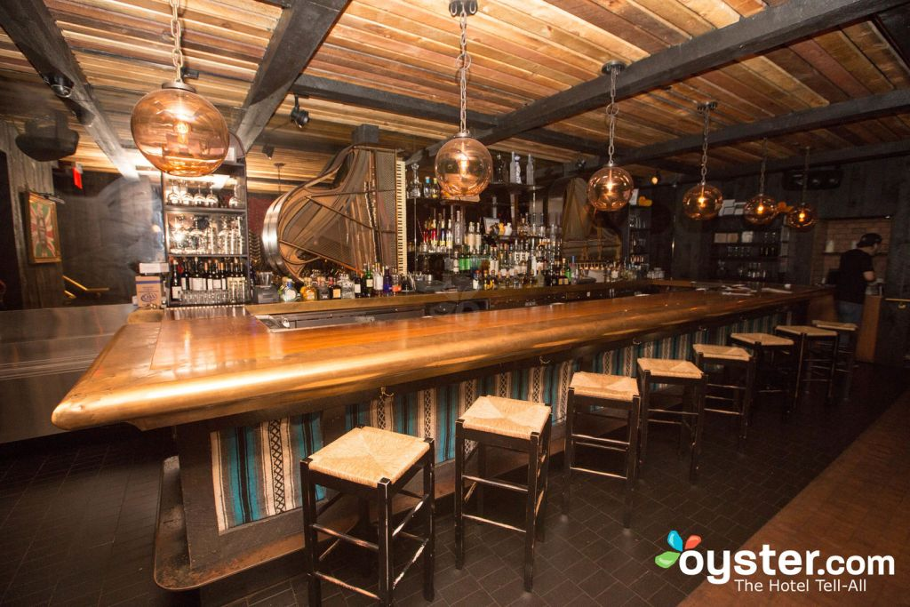 Bodega Negra at Dream Downtown/Oyster