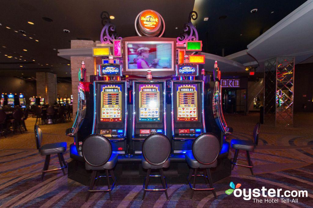 Casino at Hard Rock Hotel & Casino Punta Cana/Oyster