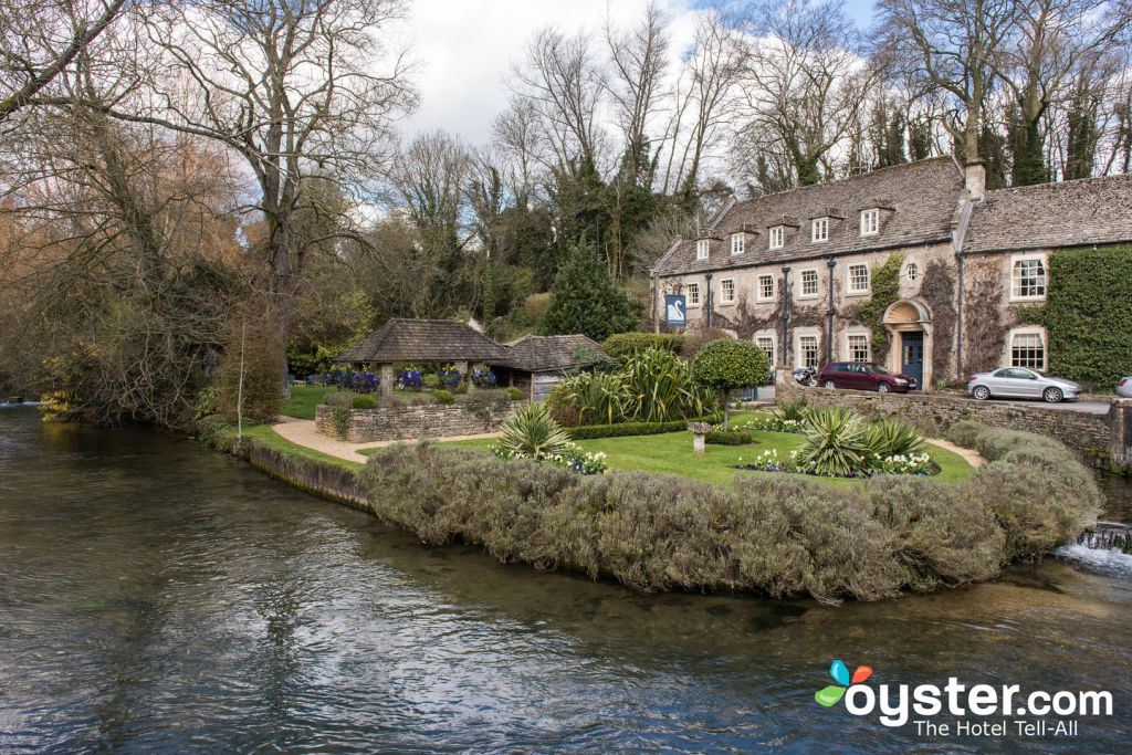 The Swan Hotel, Cotswolds/Oyster