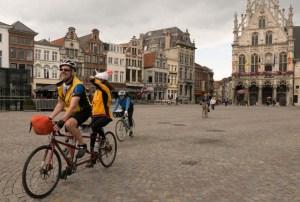 A bike tour of Belgium. Courtesy of Cicilismo Classico