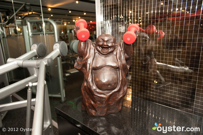 Buddha is here to whip that bodhi into shape