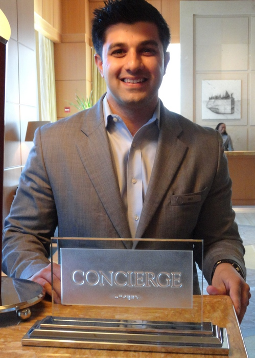 As the Four Seasons' resident nightlife concierge, Ankur Lakhani knows all the hottest spots on any given night*
