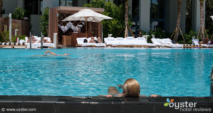 W South Beach, one of our top 10 hotels that opened in 2009