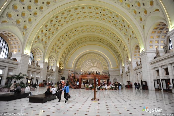 Washington, D.C.'s impressive Union Station