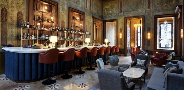 Soho House Istanbul Rooftop Cocktail Lounge; Photo Courtesy of Soho House Istanbul