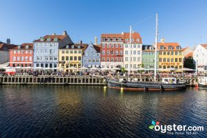Kongens Nytorv & Nyhavn in Copenhagen/Oyster