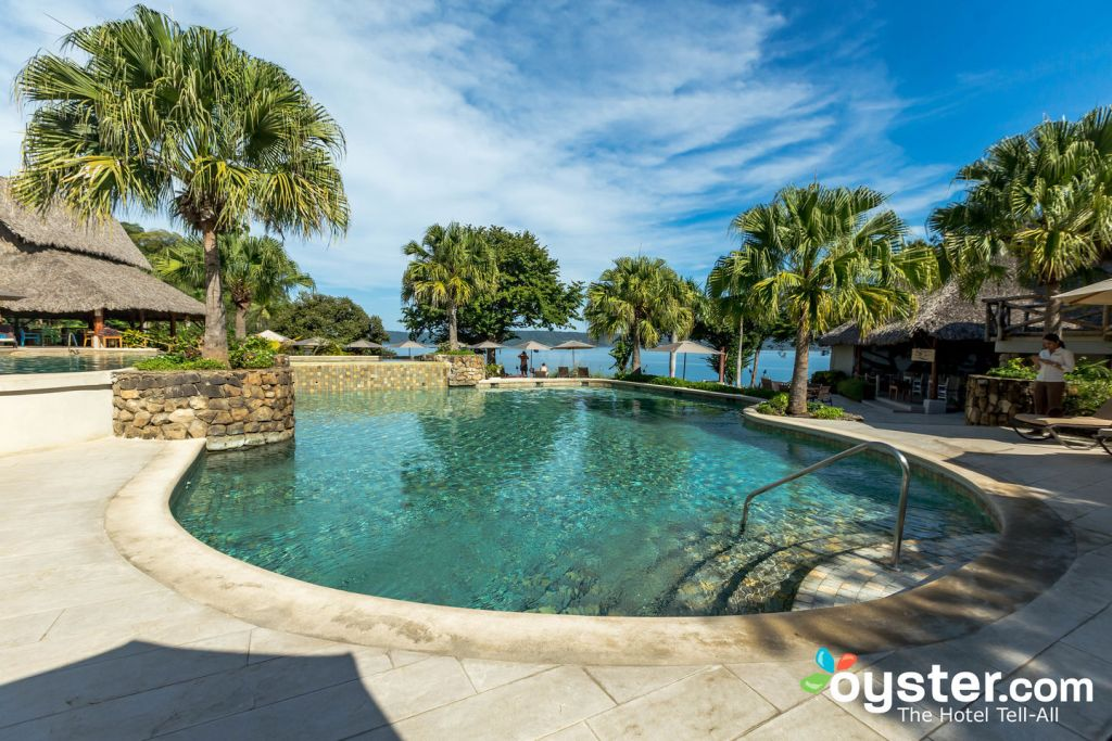 The Main Pool at Secrets Papagayo Costa Rica/Oyster