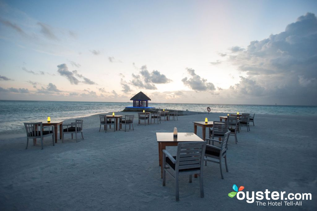 A Maldives Sunset