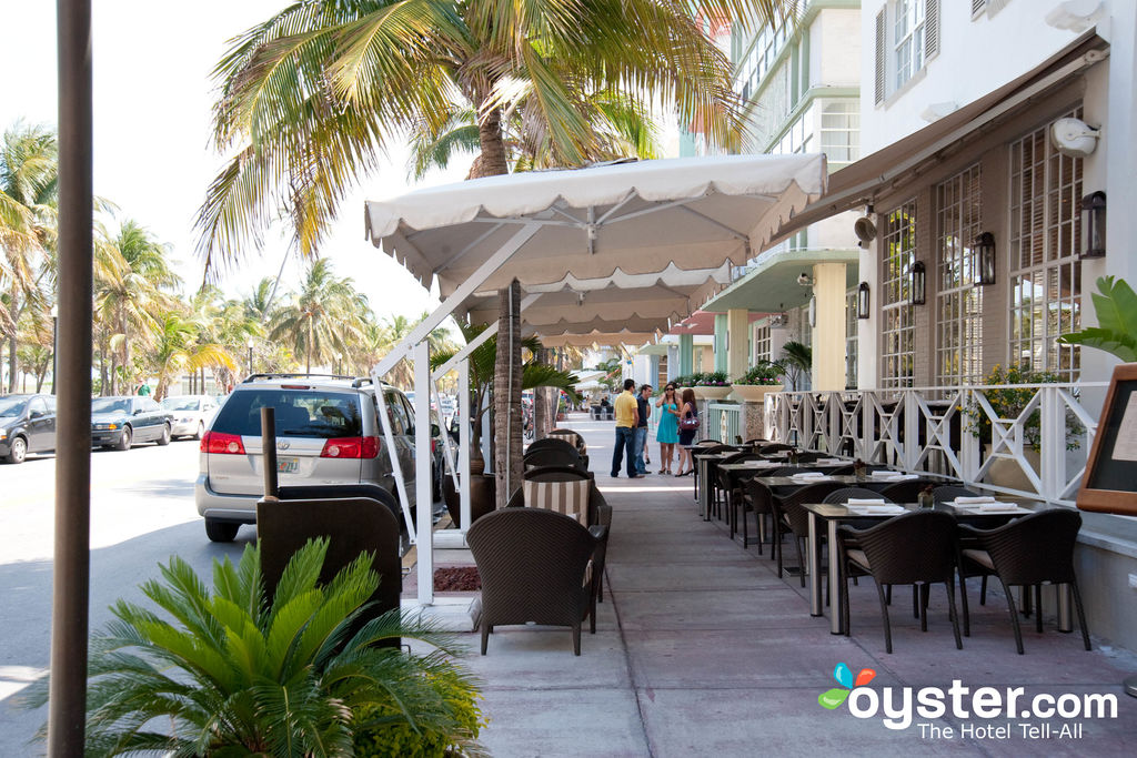 BLT Steak at the Betsy Hotel Miami Beach, which offers a decadent prixe fixe Mother's Day menu