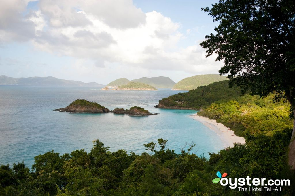 National Parks Week is the PERFECT excuse to visit the U.S. Virgin Islands.