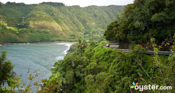 Route vers Hana, Maui; Maui, HI
