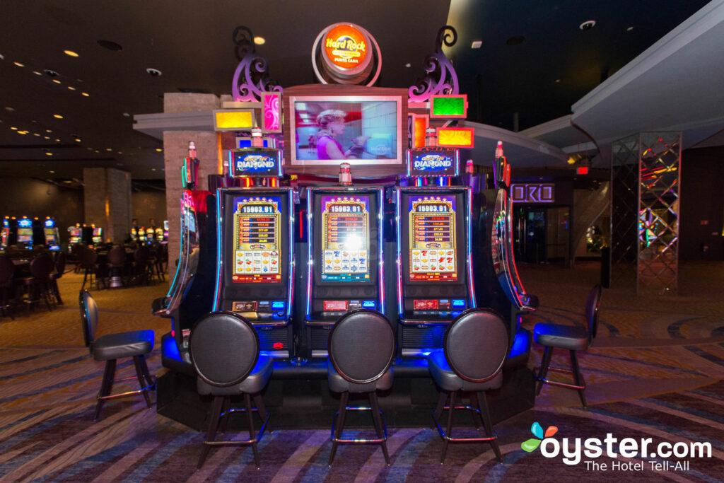 Casino all'Hard Rock Hotel & Casino Punta Cana / Oyster